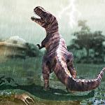 Dinosaur era: Survival game Symbol
