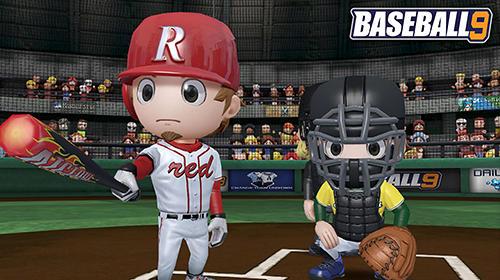 Baseball 9 screenshot 1