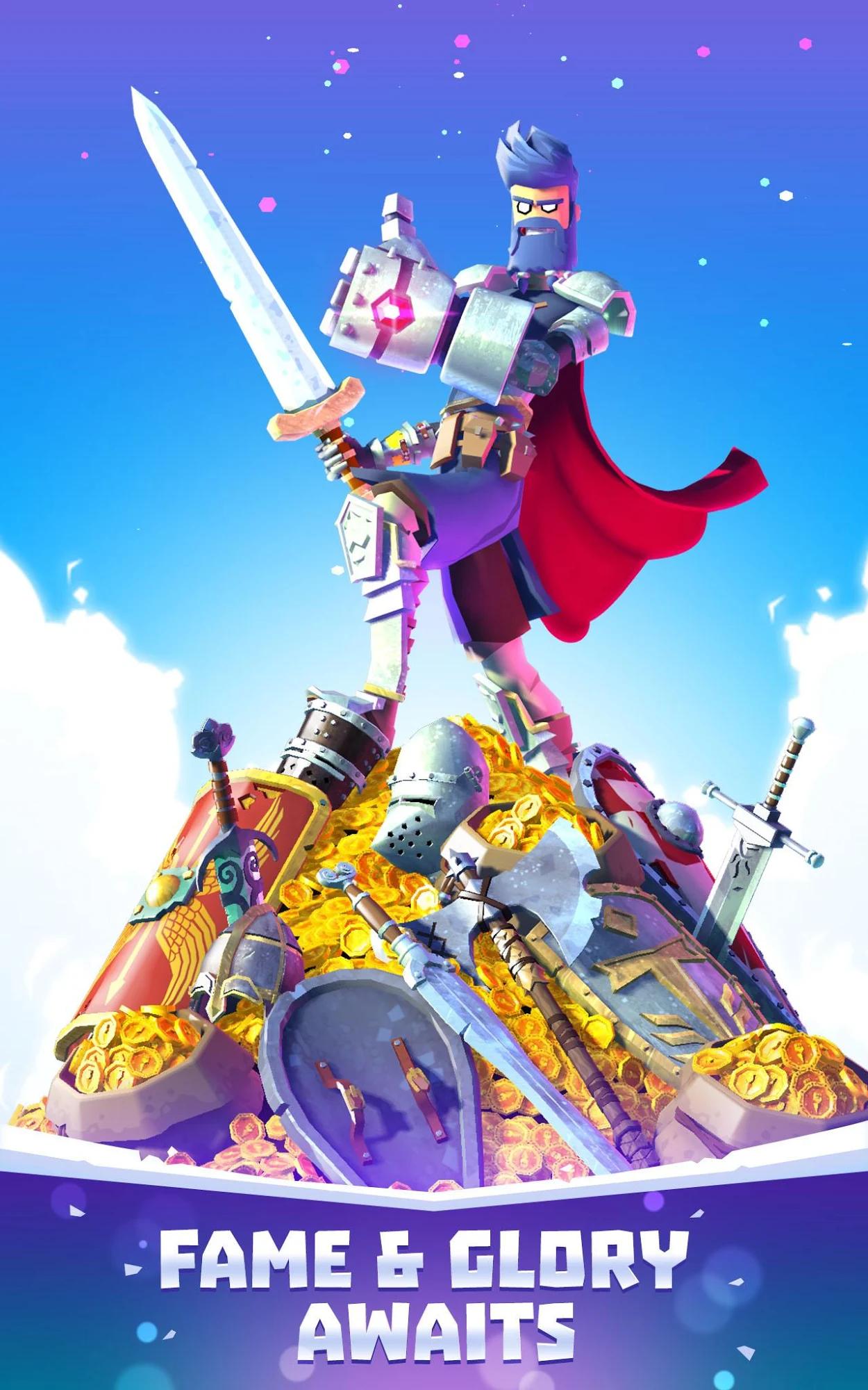 Knighthood скріншот 1