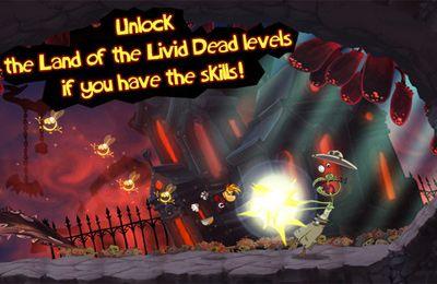 Rayman: Dschungellauf für iPhone