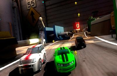 Multiplayer: Lade Rennen auf dem Tisch auf dein Handy herunter