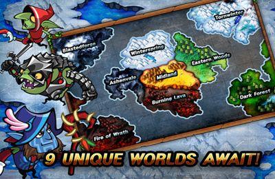 対戦型格闘ゲーム: 電話に バトルラインをダウンロード