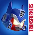 Angry birds: Transformers ícone