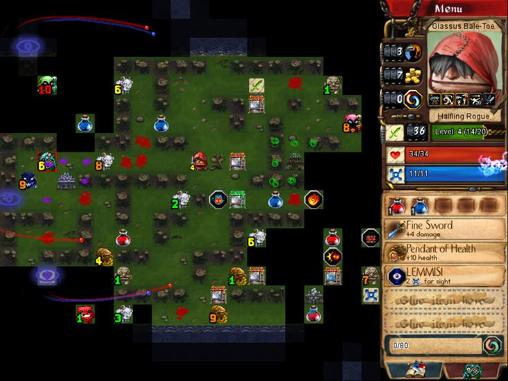 Desktop dungeons: Enhanced edition para Android
