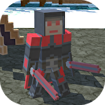 アイコン Blocky story: War craft