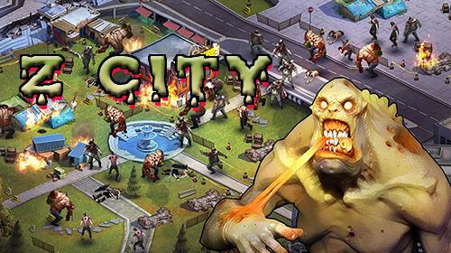 Иконка Z city