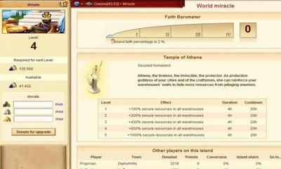 Online Strategiespiele Ikariam mobile auf Deutsch