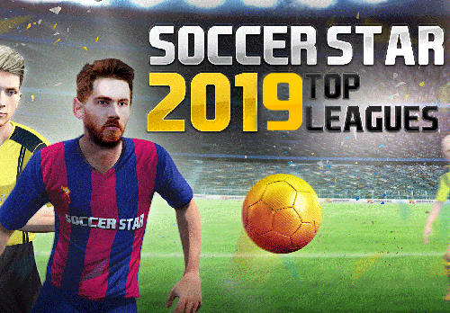 Soccer star 2019: Top leagues captura de pantalla 1