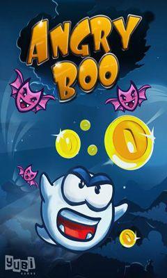 Angry Boo icono