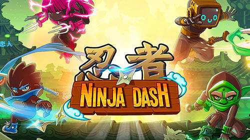 Ninja dash: Ronin jump RPG Screenshot