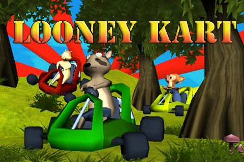 logo Looney Kart