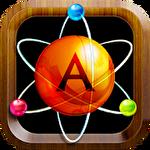 Átomos icono