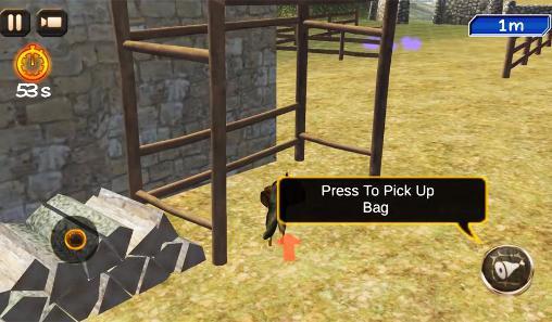 Simulation Shepherd dog simulator 3D für das Smartphone