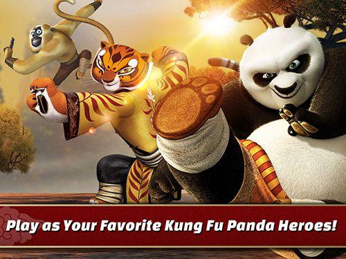 Panda Kung Fu: Combat du destin pour iPhone gratuitement
