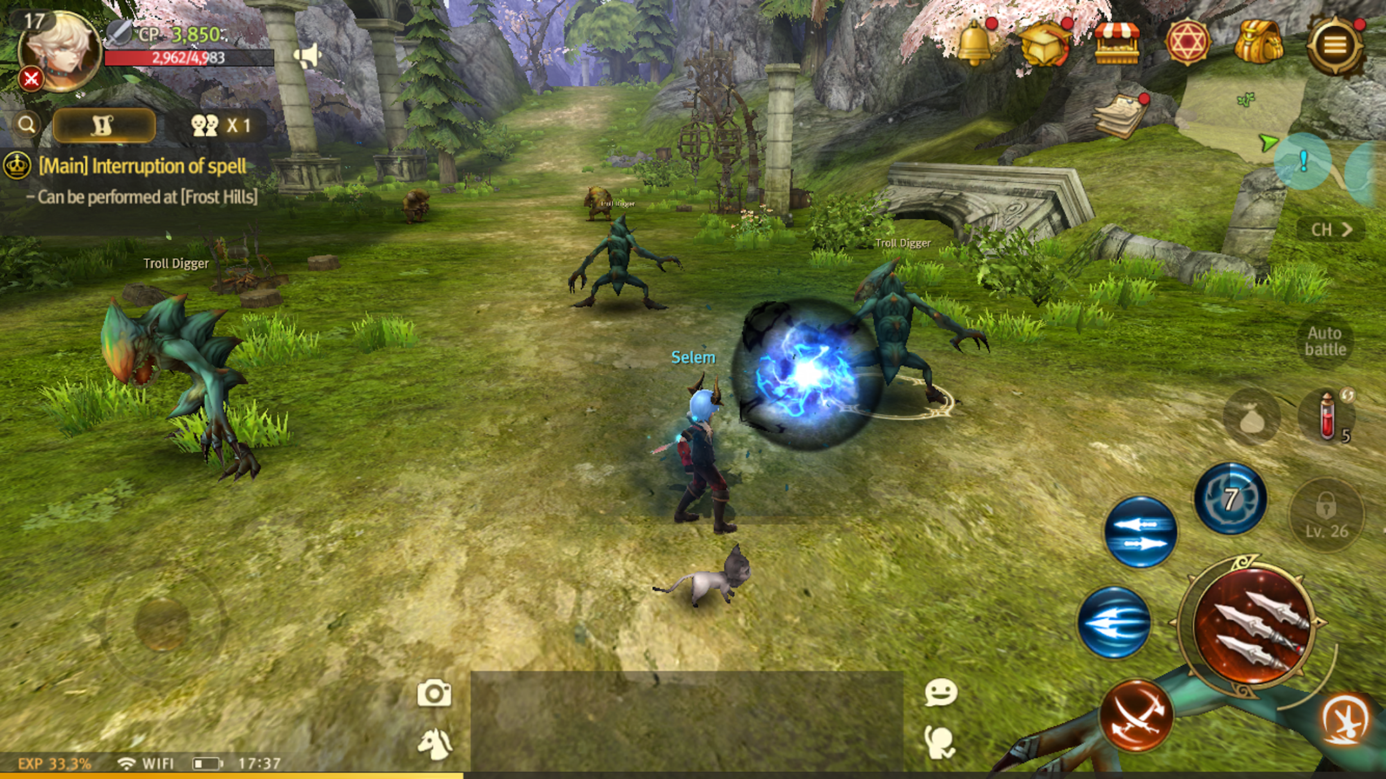 World of Dragon Nest (WoD) for Android