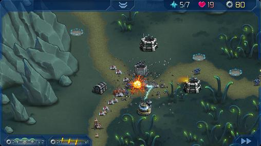 Attack of the A.R.M.: Alien robot monsters pour Android