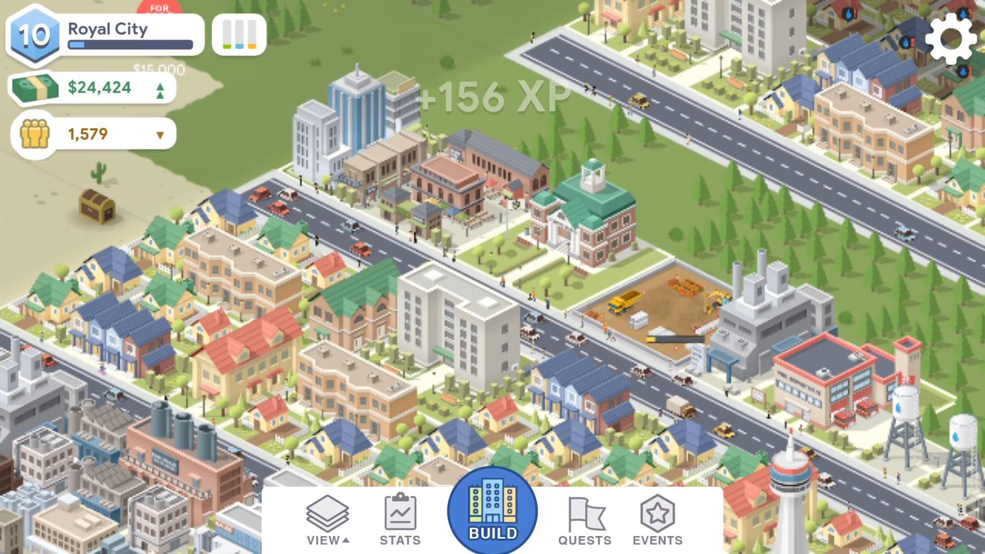 Pocket City для Android