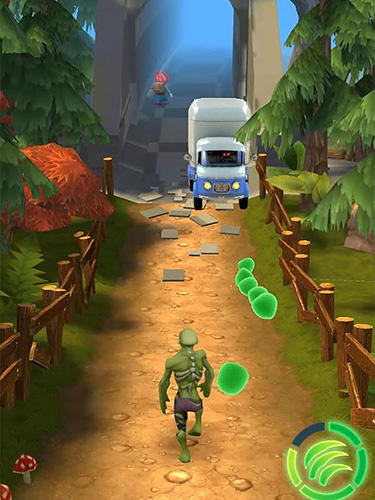 Zombie run 2 for Android