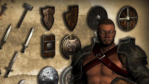 Gladiators: Immortal glory скриншот 4