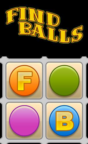 Find balls Screenshot