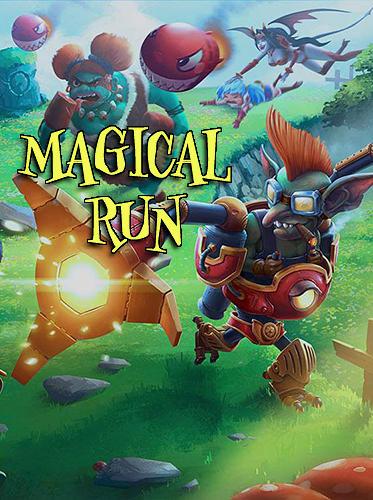 Magical run icono