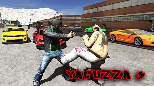 Yacuzza 3: Mad city crime icono