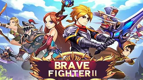 Brave fighter 2: Frontier скриншот 1
