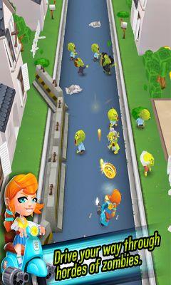 Juegos de arcade Kill all zombies! para teléfono inteligente