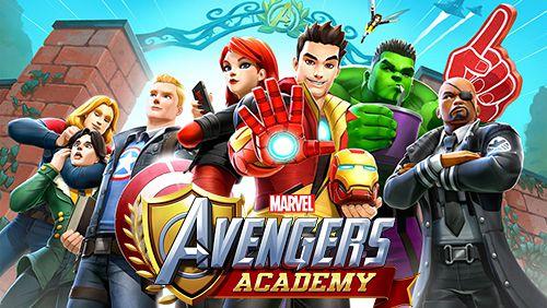 标志MARVEL: Avengers academy