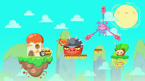 Jumping slime für Android