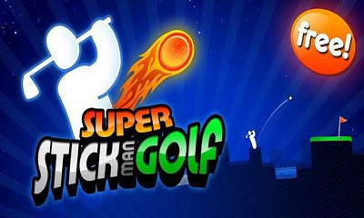 Super Stickman Golf capture d'écran
