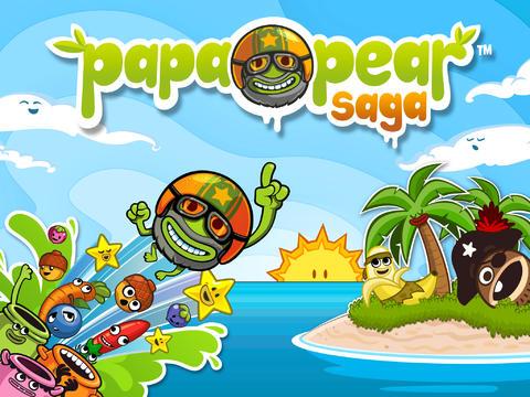 Papa Pear: Saga captura de pantalla 1