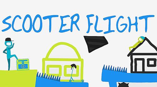 Скриншот Scooter flight на андроид