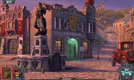 Abenteuer-Spiele Bathory: The bloody countess für das Smartphone