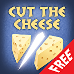 Cut the cheese Symbol