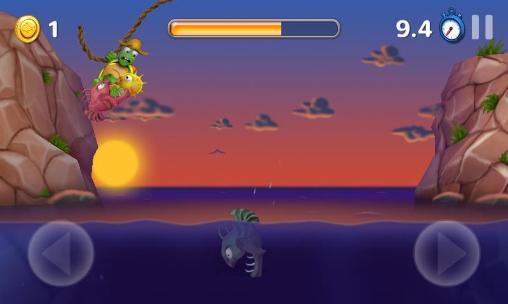Arcade-Spiele The bait für das Smartphone