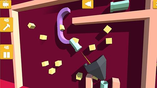 Buildme: The 3D build puzzle game en français