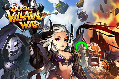 Super villain war: Lost heroes Symbol