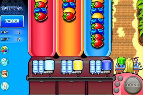 Fruit juice tycoon for iPhone for free