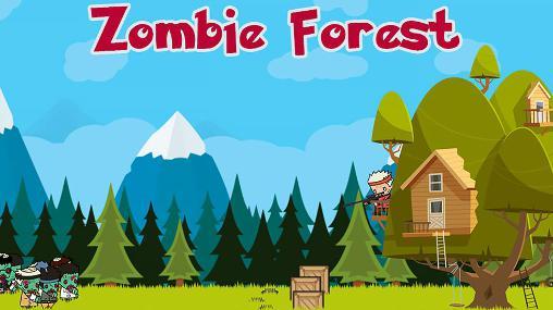 Zombie forest Screenshot
