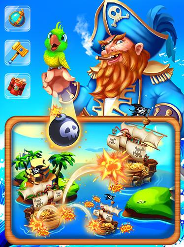 3 Gewinnt-Spiele Pirate treasure quest auf Deutsch