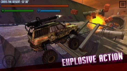 Shooters 3D battle truck auf Deutsch