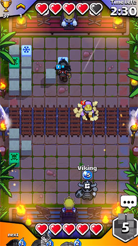 Magic brick wars screenshots