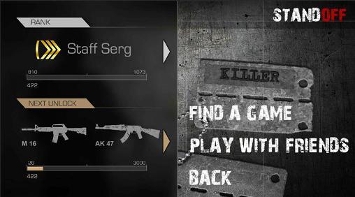 Action Standoff: Multiplayer für das Smartphone