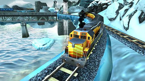Simulation Train simulator: Uphill drive für das Smartphone