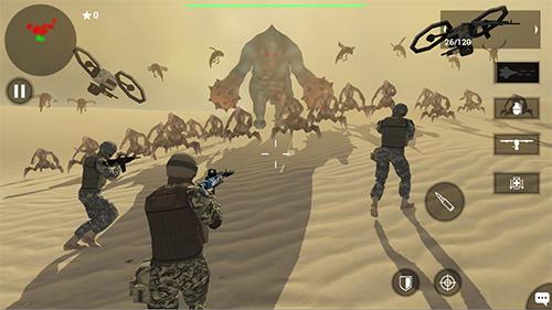 Earth protect squad Screenshot