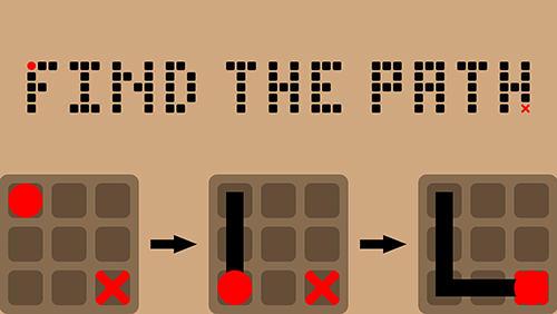 Find the path Screenshot