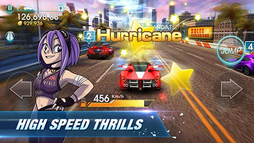 Viber: Infinite racer for Android