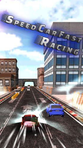 Speed car: Fast racing Screenshot