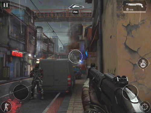 Jeux de tir Combat moderne 5: Eclipse
